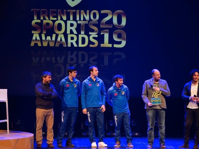 «Atleti trentini dell'anno» ecco tutti i premiati nella cerimonia del Coni