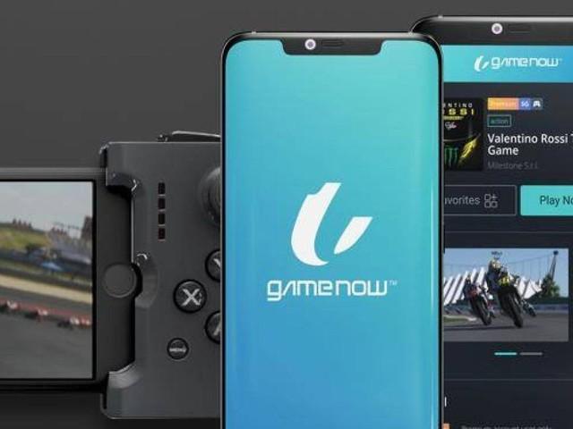 Ecco GameNow, il servizio per giocare su smartphone grazie alla rete 5G
