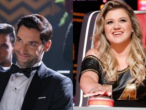 """La bizzarra richiesta di Kelly Clarkson fan di Lucifer: """"Salvate la serie, ho visto 3 stagioni in 4 giorni"""""""