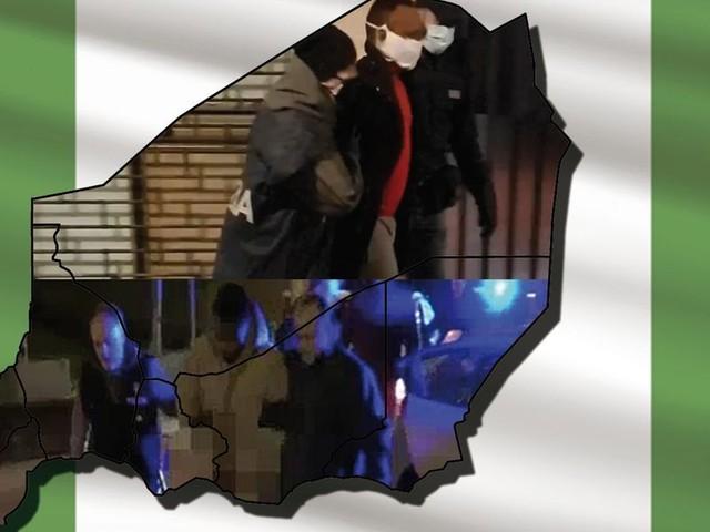 Mafia nigeriana Spa