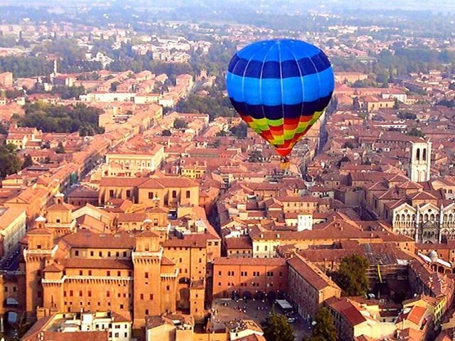 Ferrara: si vola con il Balloons Festival