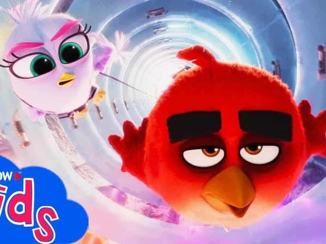 Angry Birds 2: il trailer finale del sequel del film d'animazione