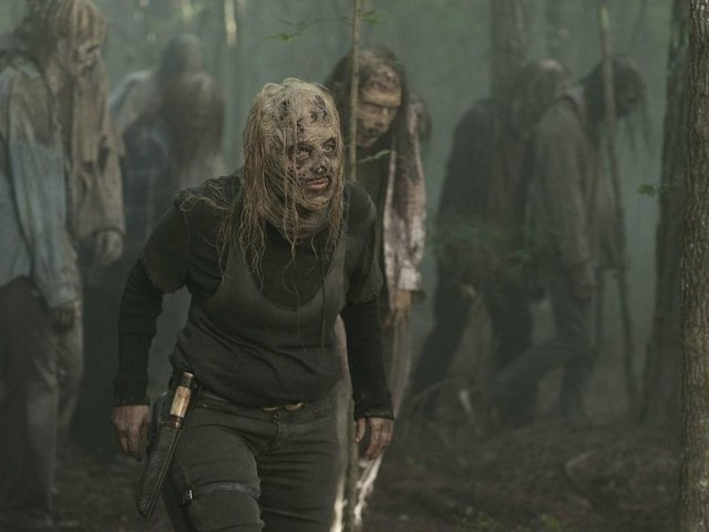 Anticipazioni The Walking Dead 13 ottobre: i Sussurratori tornano in scena