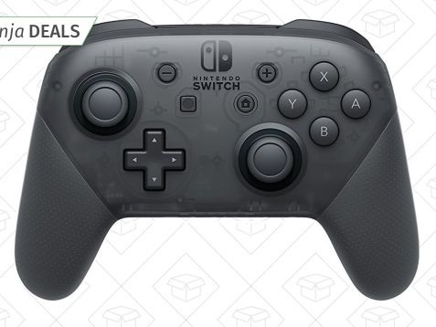 Amazon's Running the Best Switch Pro Controller Deal We've Ever Seen