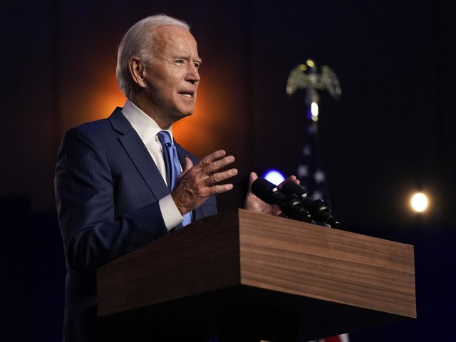 """Biden parla agli Stati Uniti: """"Ora ricostruire questo Paese"""""""