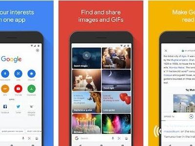 Google Go: App browser per fare ricerche con modalità lite e lettura vocale