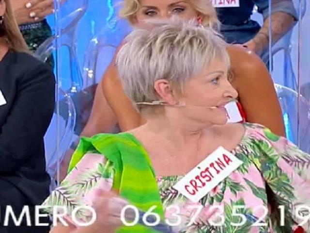 """Cristina, nuova dama di Uomini e Donne/ """"Sono stata sposata 6 volte, mi piace Daniel"""""""