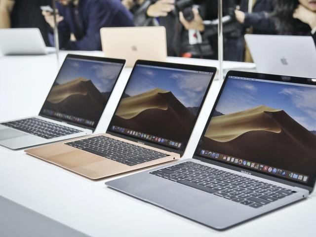 Apple: le vendite di MacBook continuano a crescere