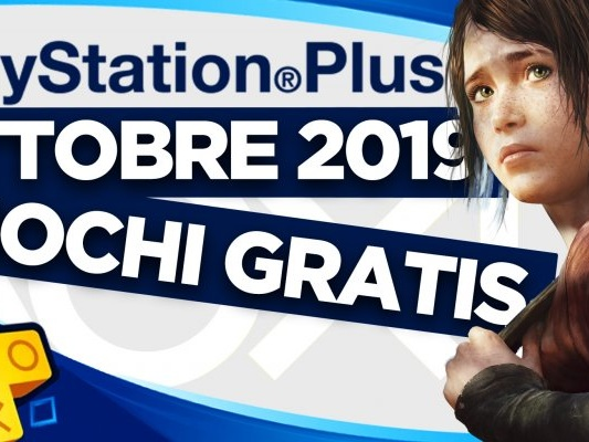 PlayStation Plus: i nuovi giochi gratis PS4 di ottobre 2019 - Video