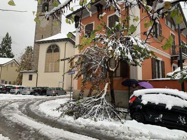 Allerta rossa per domani sul Veneto