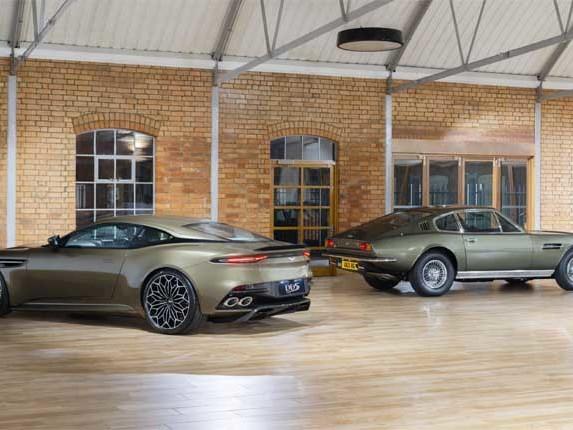"Aston Martin, omaggio a ""On Her Majesty's Secret Service"""