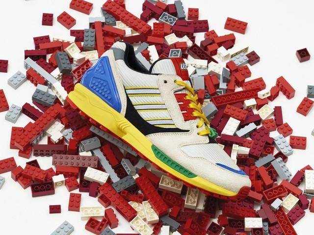LEGO Adidas: annunciate ufficialmente con prezzo e modalità di acquisto