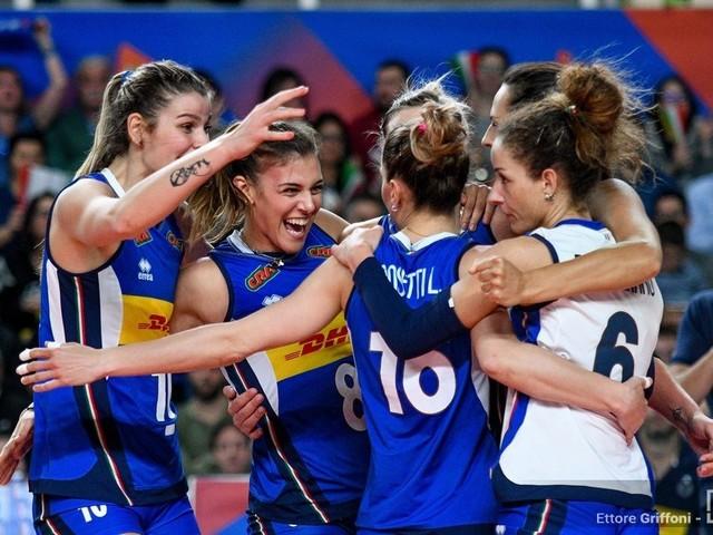 Volley femminile, l'Italia si riscatta: sconfitta la Turchia senza Egonu e ora tutte al preolimpico!