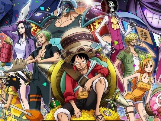 One Piece: Stampede, chi sono i doppiatori italiani dei protagonisti