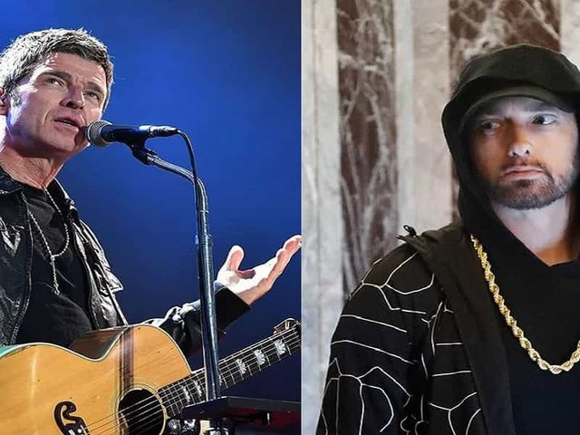 """Noel Gallagher vs Eminem/ """"Hai preso della fot*uta coca, ti sei bevuto qualcosa..."""""""