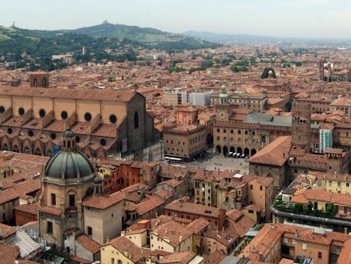 Mercato di mezzo a Bologna