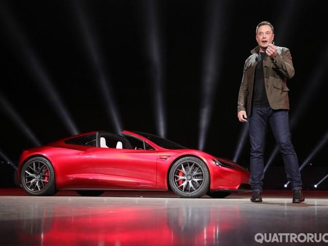 Tesla - Musk, le tecnologie del Battery Day arriveranno solo nel 2022