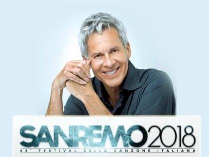 Claudio Baglioni racconta le novità del suo Festival di Sanremo
