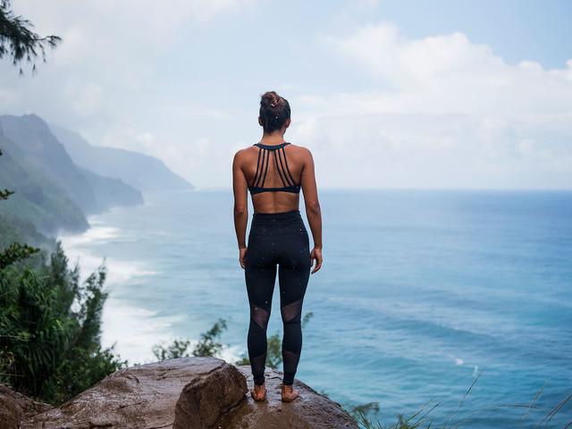 Na Pali Coast: passeggiando in paradiso con la surfer Mainei Kinimaka