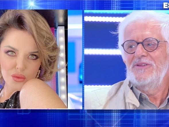 """""""Non ne posso più di essere offesa"""": Alba Parietti all'attacco dell'ex marito"""