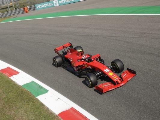 F1, GP Toscana 2020 in DIRETTA: sorpresa Ferrari, Charles Leclerc è 3°!