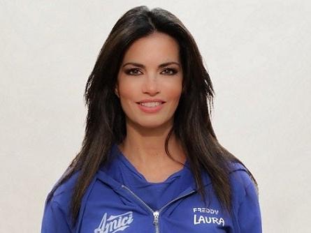 Laura Torrisi ad Amici Celebrities