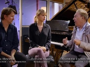 Taylor Swift: Beautiful Ghosts è l'inedito scritto per Cats (audio anteprima)