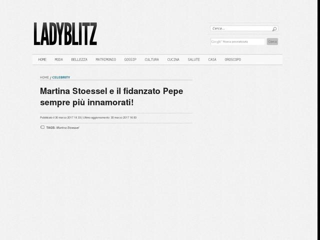 Martina Stoessel e il fidanzato Pepe sempre più innamorati!
