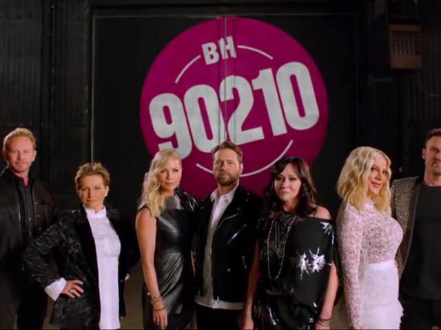 Il set turbolento di Beverly Hills 90210, tra litigi e cause giudiziarie