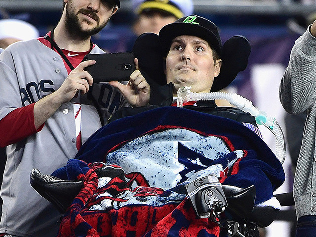 Patriots Discuss The Legacy Of Pete Frates: 'He's A Hero'