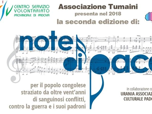 """""""Note di Pace"""", musica classica per la pace nel mondo al Teatro ai Colli"""