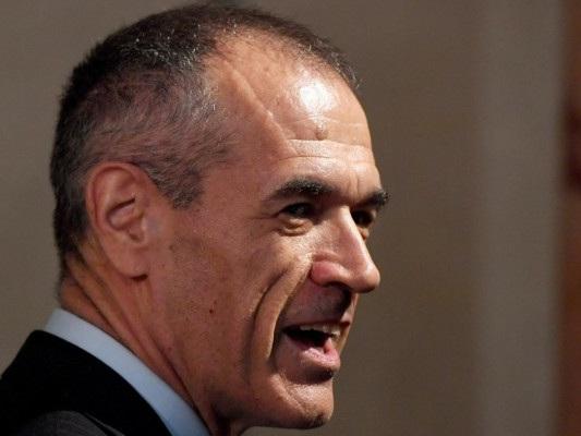 """""""Manovra non espansiva ma si è fatto il meglio che si potesse fare"""", dice Cottarelli"""