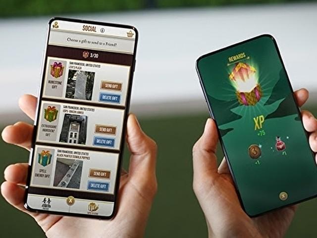 Harry Potter: Wizards Unite sta per ricevere l'opzione di invio regali proprio come in Pokémon GO