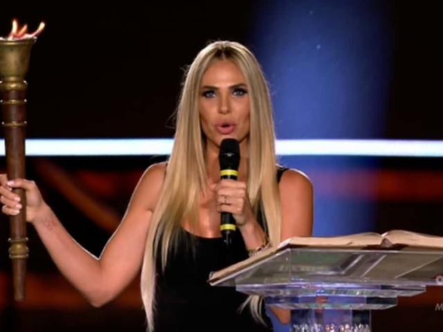 Eurogames, Ilary Blasi riaccende la fiamma di Giochi senza frontiere   video Mediaset