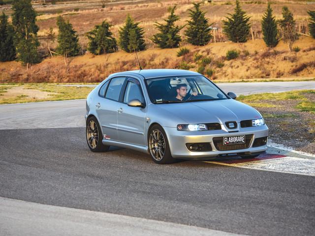 Seat Leon 1.9 TDI preparazione 310 CV