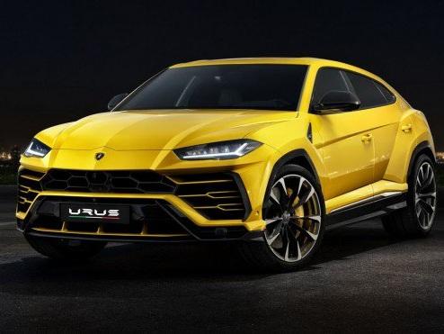 Lamborghini Urus suona bene anche dentro con Bang & Olufsen