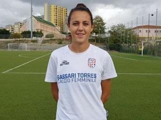 Calcio femminile: la Torres attende l´Arezzo