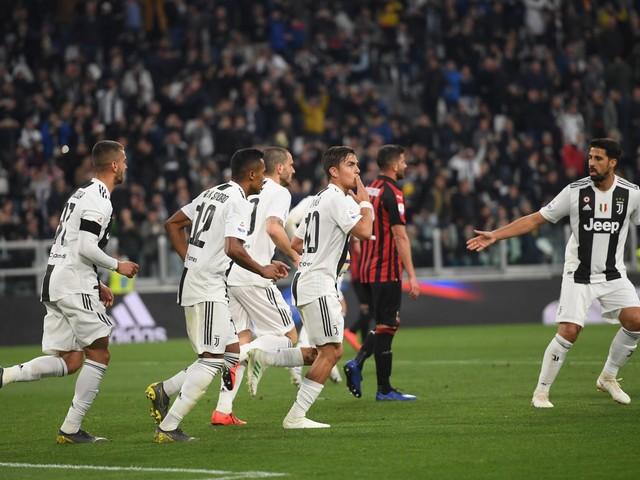 La Juventus ribalta il Milan 2-1: lo scudetto è a un passo
