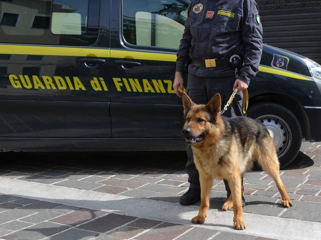Taranto: traffico e detenzione di droga, sei arrestati Guardia di finanza