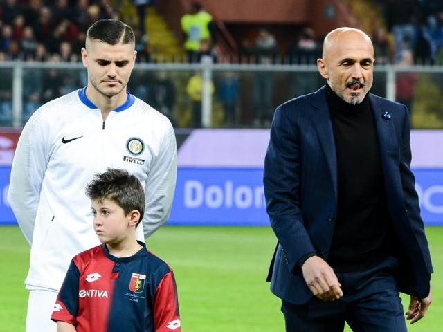 Maurito Icardi è tornato e scrive «Forza Inter» con obiettivo Champions