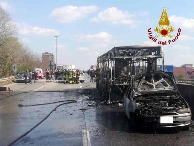 Bus dirottato a San Donato Milanese, Ousseynou Sy condannato a 24 anni