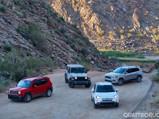 FCA What's Behind - Fiat 500X e Jeep Renegade protagoniste nel secondo episodio - VIDEO
