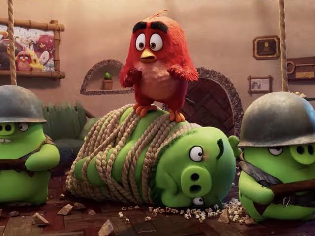 Angry Birds 2 – Nemici Amici per Sempre ecco uno sneak peek dal nuovo film