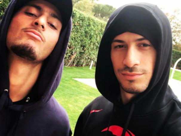 """ESCLUSIVA – Dimitris Strakosha: """"Vi racconto mio fratello. Tra carbonare, Eminem e la nostra infanzia"""""""