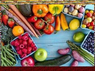 Frutta e verdura per un corretto stile alimentare