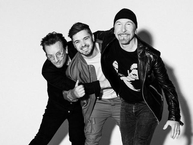 La storia di 'We Are the People', l'inno di Euro 2020 di Martin Garrix, Bono e The Edge
