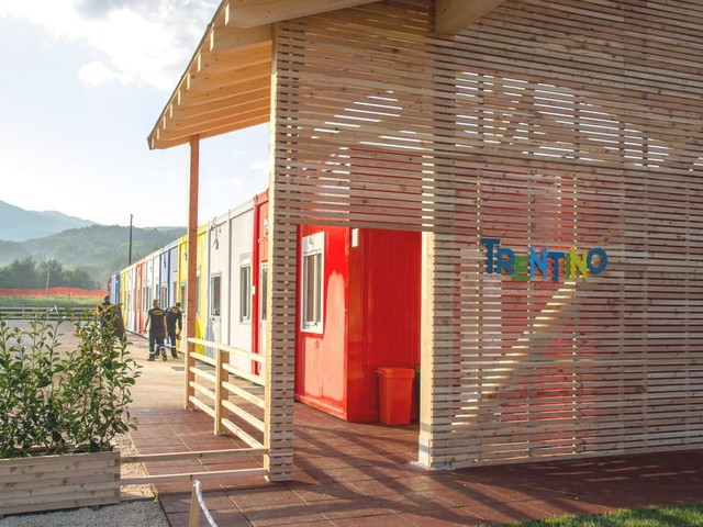 Il Trentino ricorda Amatrice e le vittime del terremoto devastante di tre anni fa