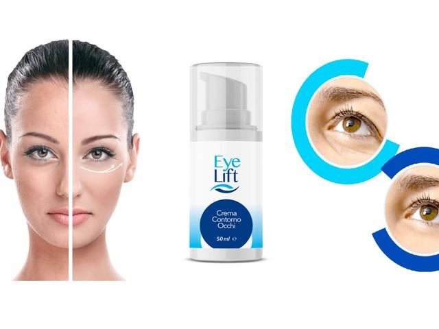 EyeLift: opinioni crema anti occhiaie, controindicazioni, ingredienti, istruzioni, dove trovare in farmacia e sito ufficiale