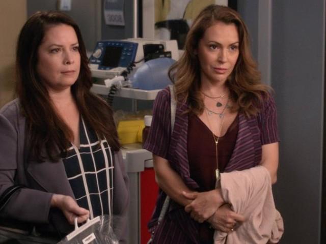 Grey's Anatomy 16: le «streghe» Holly Marie Combs e Alyssa Milano guest star di un episodio