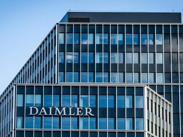 Daimler - Vendite giù del 15%, ma utile netto e dividendo sono in crescita